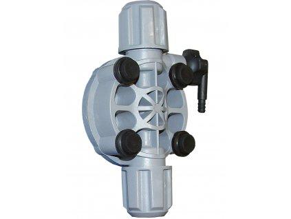 Náhradní hlava pro dávkovací čerpadlo SEKO Invikta Create FLow
