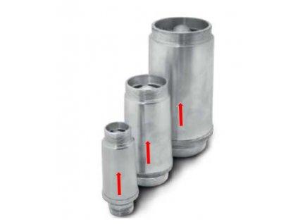 Bezpečnostní ventil dmychadla SEKO pozie 2 Create Flow