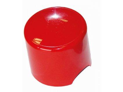 Červené tlačítko pro průmyslové dávkovací čerpadlo SEKO Create Flow