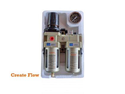 Regulátor tlaku vzduchu 4000 04 Create Flow