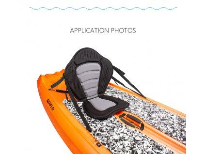Zádová opěrka pro SUP SEAFLO Create Flow