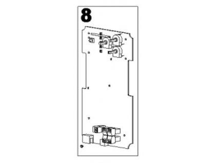Náhradní řídící deska pro čerpado SEKO TEKNA 603 Crate FLow