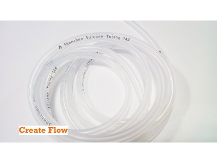 Silikovová peristaltická hadička Create Flow