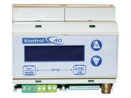 Kontrolní panel SEKO K40 DIN Crate Flow