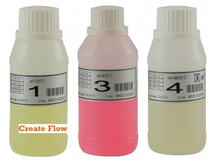Kalibrační roztok pH 465 mW SEKO Create Flow