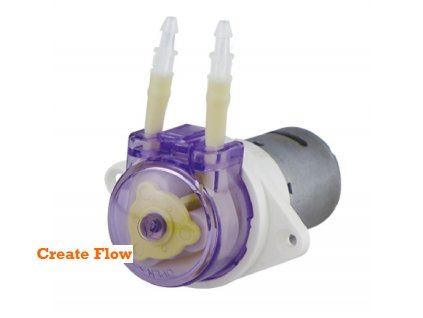 OEM peristaltické čerpadlo Create Flow 24 V DC Create Flow