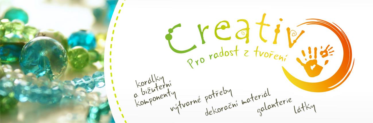CREATIV - Pro radost z tvoření
