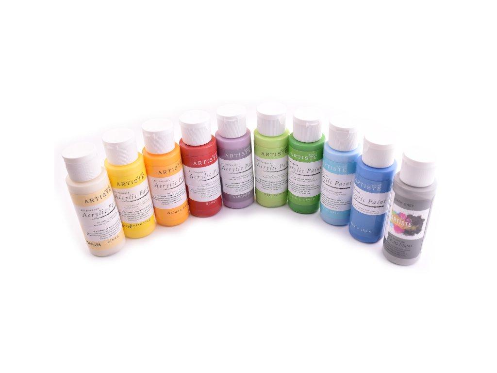 akrylovky mix