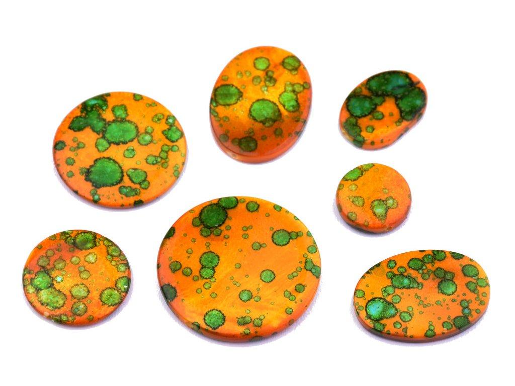 Perleťové korálky - - - VYBERTE VARIANTU