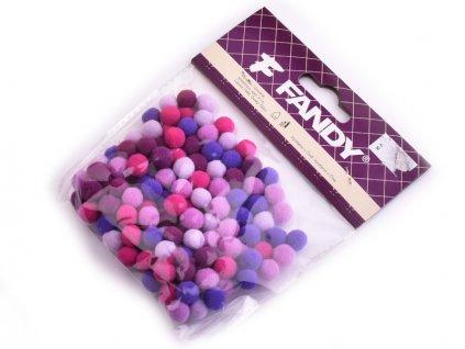 b fialové