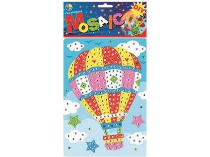 Mozaika balón 23x16 cm