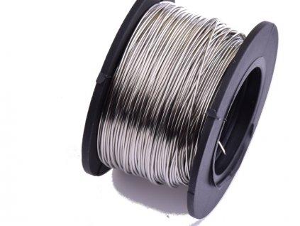 Nerezový drát 0,5 mm