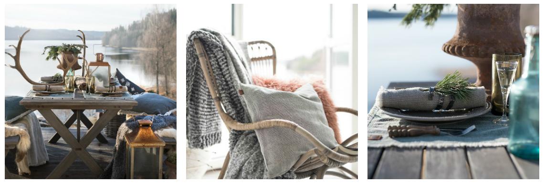 Bytový textil zima