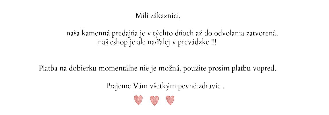 Oznam - eshop