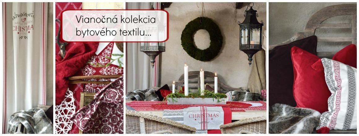 Vianočný textil