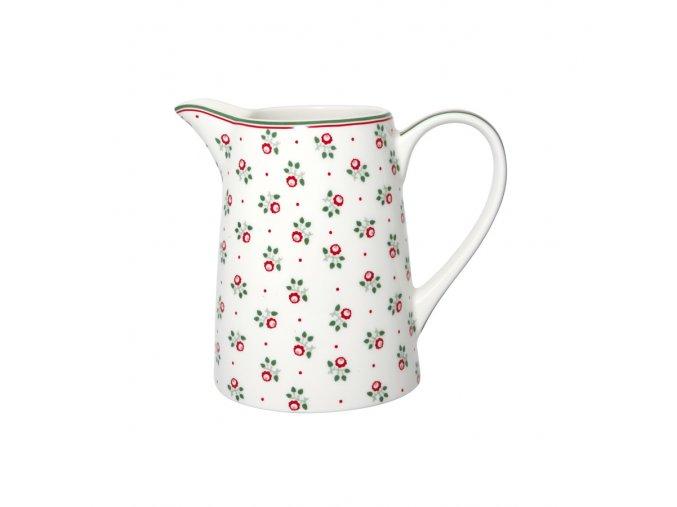 jug charline white