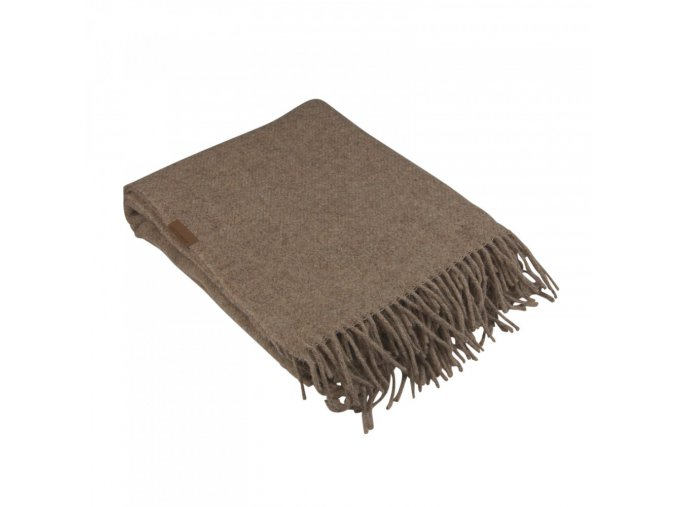 Luxusná deka Manne - prírodná
