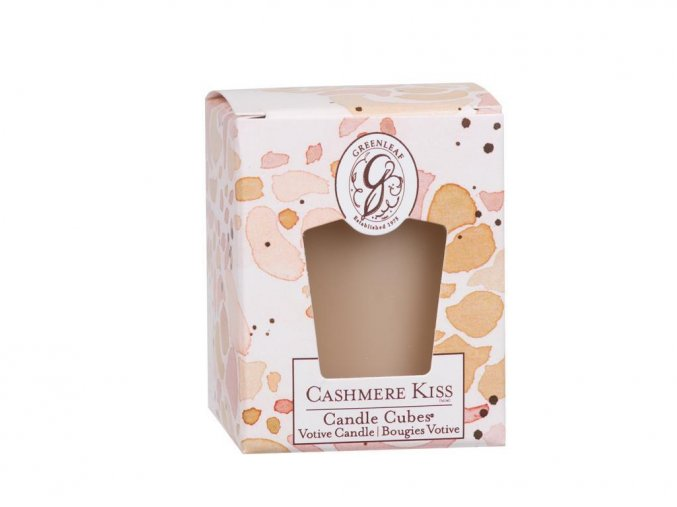 Vonná sviečka - CASHMERE KISS