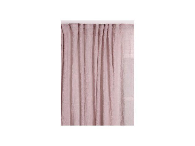 Závesy Carol - ružové 280cm