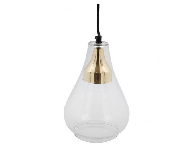 Závesná lampa Pear