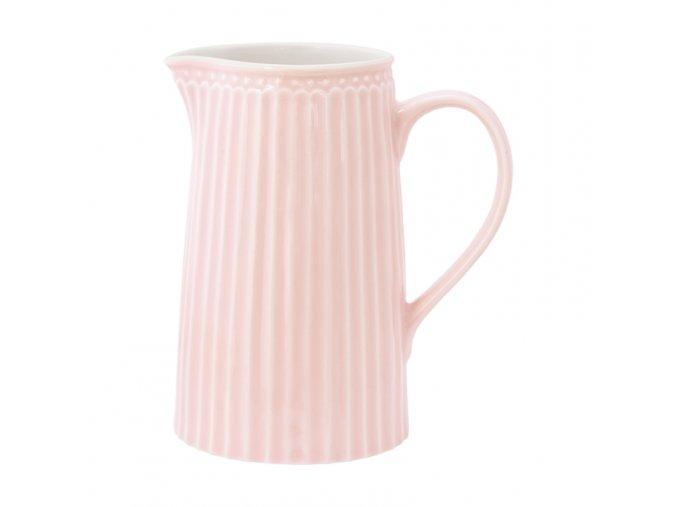 Krčah Alice pale pink