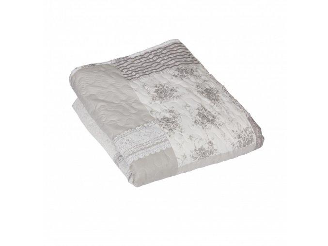 Prehoz na posteĺ Agnes - 180 x 260cm