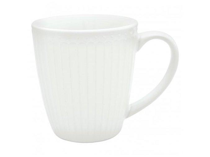 Mug Alice white