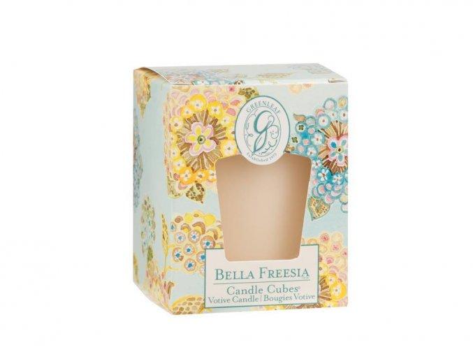 Vonná sviečka - BELLA FREESIA