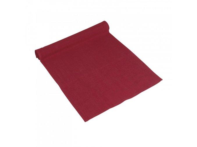 Obrus - behúň Rami - červený
