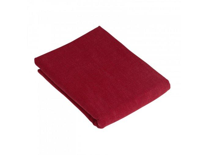 Obrus Rami - červený