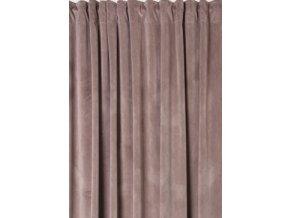 Luxusné závesy Velvet - béžové 280cm