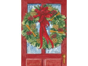 Vonný sáčok RED DOOR WREATH
