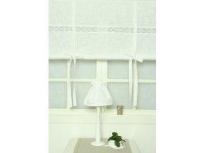 Textilná roleta Sanna š.140cm