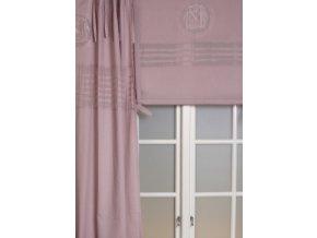 Textilná roleta Melly - š.120cm - ružová