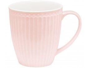 Šálka Alice pale pink