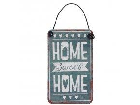 Tabuľka na zavesenie HOME SWEET HOME...