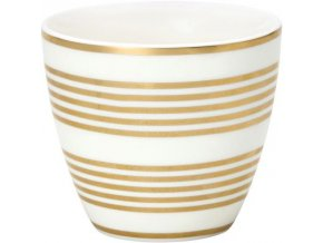 Latte cup Thiana gold