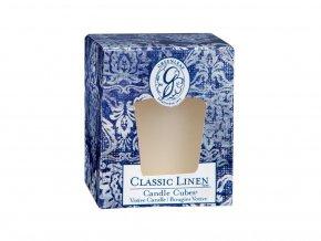 Vonná sviečka - Classic Linen