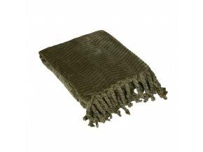 Mäkkučká deka - Zelená