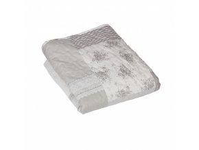 Prehoz na posteĺ Agnes - 260 x 260cm