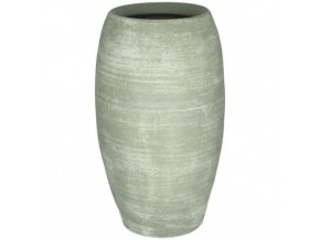 keramik vase alusi bauchig