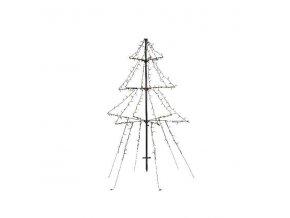 Vianočný stromček kovový - LED 240