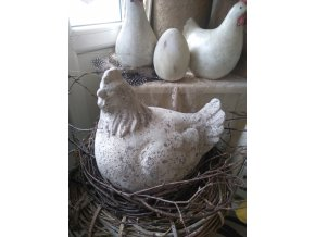 Kameninová sliepka