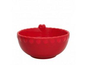 bowl penny red medium