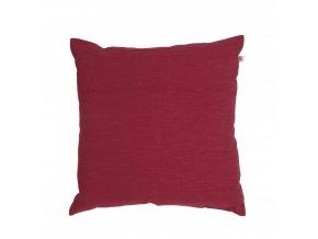 Obliečka na vankúš Rami - červená