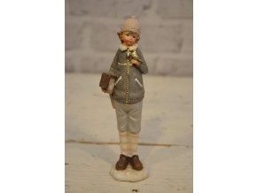 Vianočná postavička - chlapček