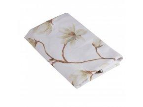 Obrus Magnolia - béžový