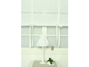 Textilná roleta Sanna š.120cm