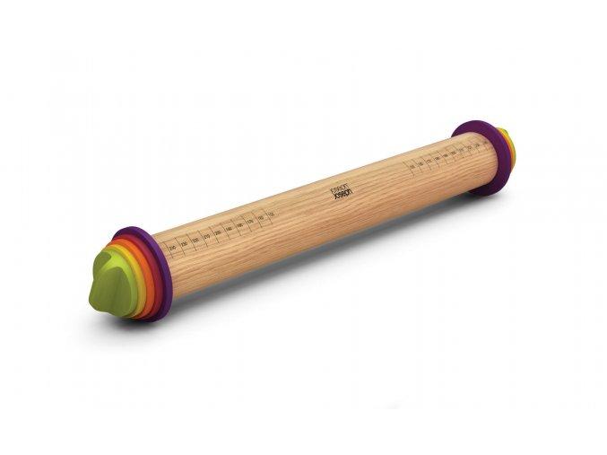JOSEPH JOSEPH nastavitelný váleček  Adjustable Rolling Pin (Barva Nepál)
