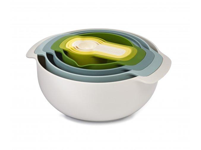 JOSEPH JOSEPH  kuchyňská sada Nest 9 (Barva Opal)
